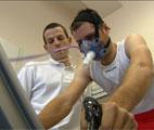 Cyclisme: tests en laboratoire