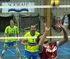 Volley-ball : Shanks Guibertin - Maaseik