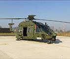 Beauvechain: vol groupé des hélicoptères NH90