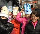 Nivelles : carnaval des écoles