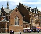 Nivelles : 100 ans du Collège Ste-Gertrude