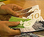 Grez-Doiceau : Les Blés comme monnaie locale