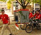 24h Vélo LLN : Une fête encadrée