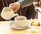Jodoigne: café Alzeimher