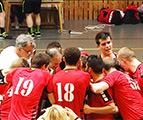 Handball : HSC Tubize - Tournai