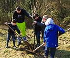 testIttre : Plantation d'arbres pour le Bief 29