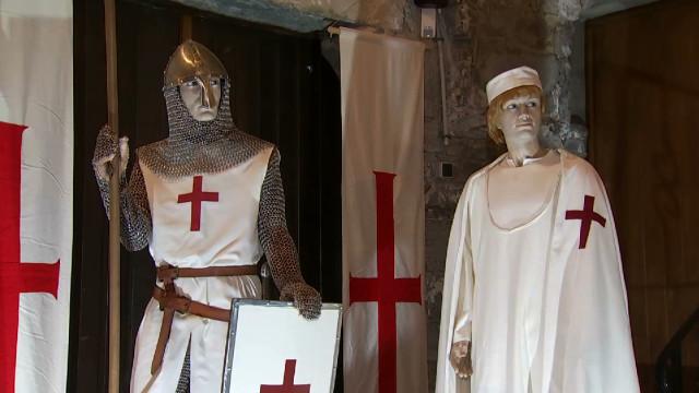 Abbaye de Villers : coup de projecteur sur les Templiers