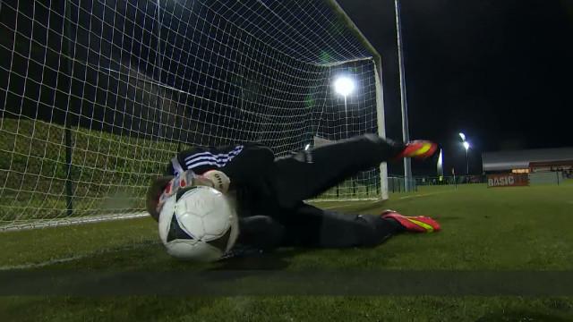 testAdrien Flemal : un joueur de foot pas comme les autres !