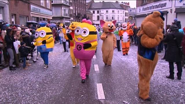 Agenda : liste et dates des 9 carnavals du Brabant wallon