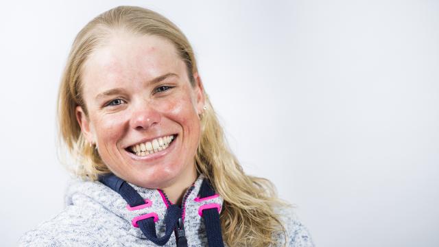 Alexandra Tondeur rejoint le club de triathlon de Jodoigne