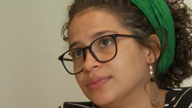 """Amaya Coppens : """"D'étudiante, je suis passée à terroriste"""""""