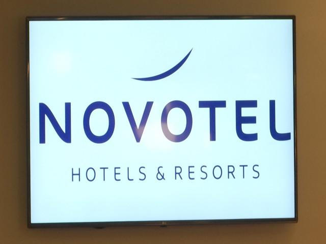 Après 11 ans , L'hôtel Léonardo redevient Novotel