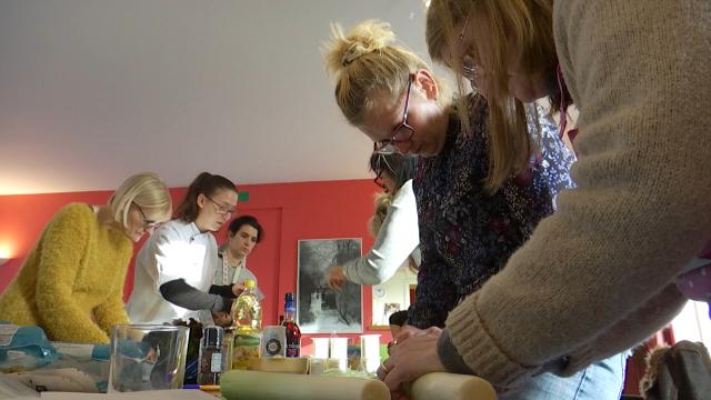 Ateliers culinaires pour sourds et malentendants
