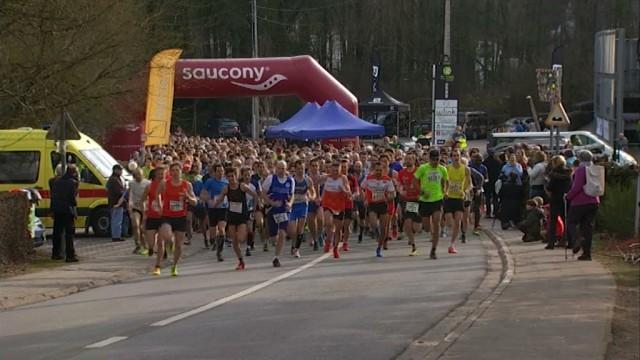 Marée humaine à La Hulpe avec 1319 participants au jogging du Fonds des Ails