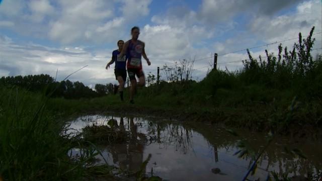 Athlétisme : jogging de Nil-st-Vincent