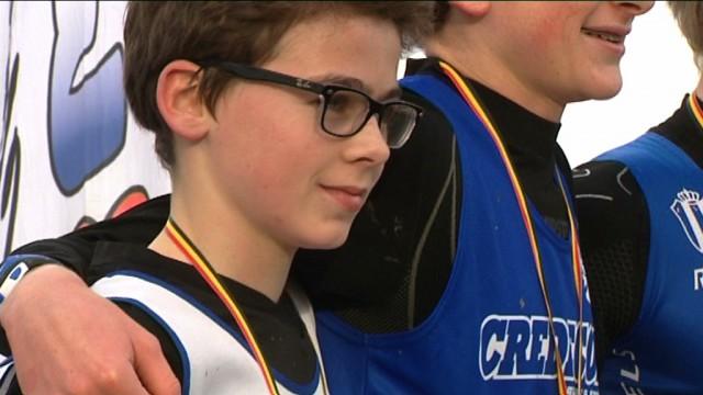 Athlétisme : zoom sur Simon Van Hammée