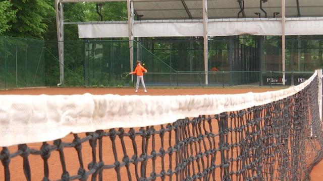 testAu TC Odrimont comme ailleurs, le tennis reprend avec des règles strictes