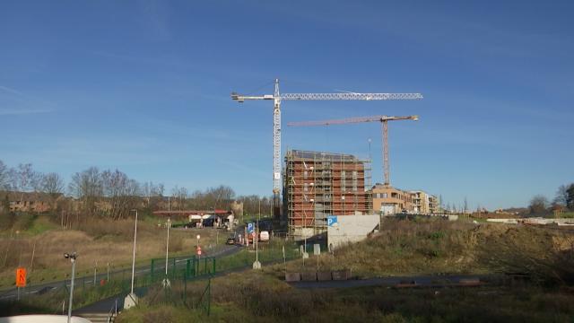 Avant-projet de SOL adopté à Ottignies-LLN : le quartier de L'esplanade se précise