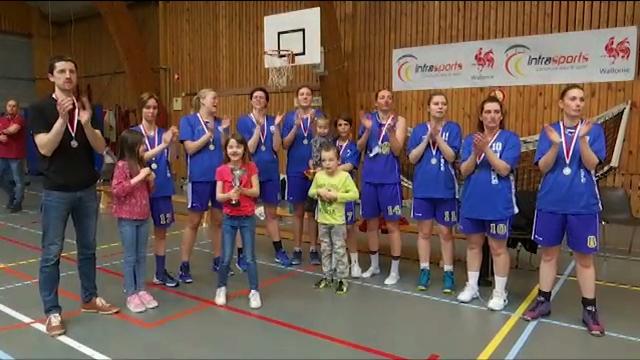 Basket-ball : le BC Genappe passe à côté de la coupe de Brabant