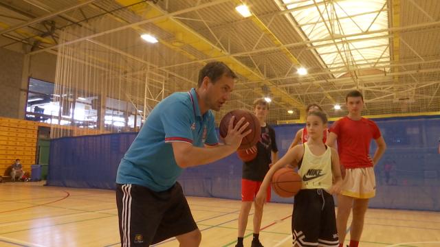 Basket : un stage international au Royal Castors Braine