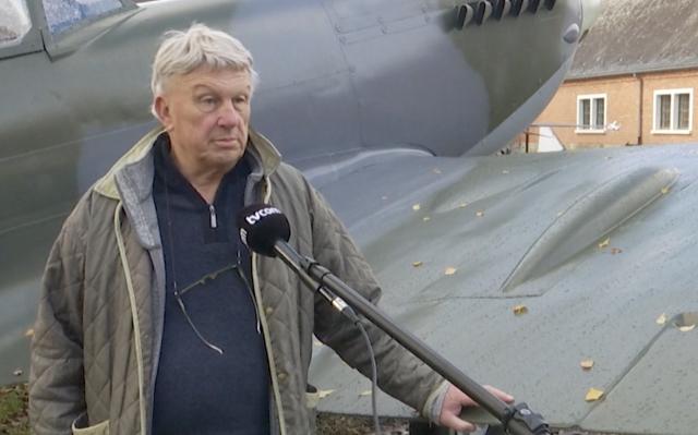 testBeauvechain: Guy Van Eeckhoudt vient d'effectuer son dernier vol