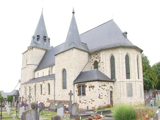 Beauvechain : L'église Saint-Martin de Tourinnes-la-Grosse célèbre ses 1000 ans