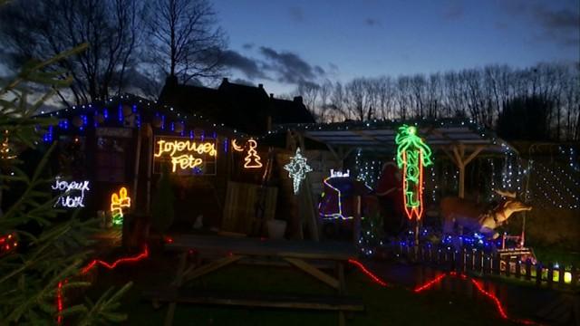 testLa résidence du Père Noël est à visiter jusqu'au 7 janvier à Beauvechain !