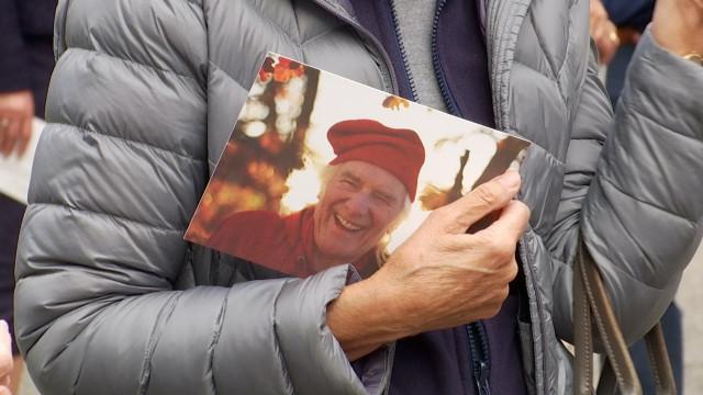 Beauvechain : un dernier hommage à Julos Beaucarne