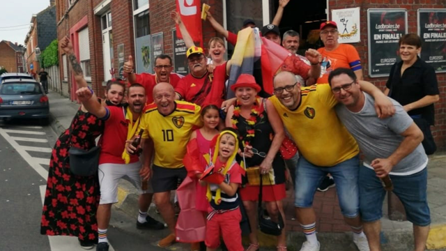 """testBelgique et Italie main dans la main à Tubize : """"le gagnant sera le vainqueur"""""""