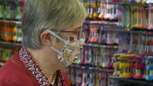 Bernadette Pierre de retour à la tête des commerçants de Wavre