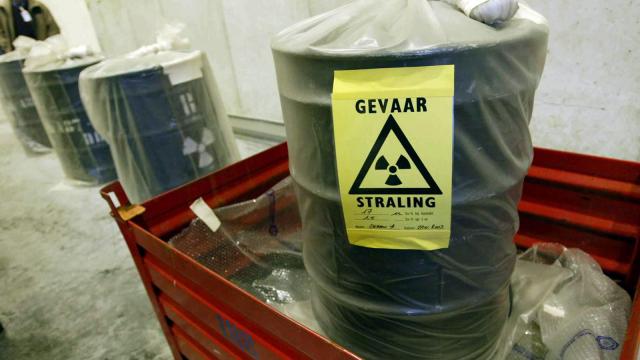 Bientôt des déchêts radioactifs en Brabant wallon?