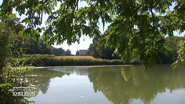 testBienvenue chez vous Nature : au Château de La Hulpe, les étangs de Cœurcq et l'Escargotière Saint-Véron
