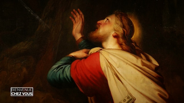 testBienvenue chez vous : Saint-Hubert, de la crypte au ciel