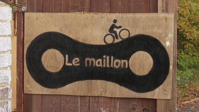 Bousval : Le Maillon, un atelier de réparation de vélos sur le Ravel