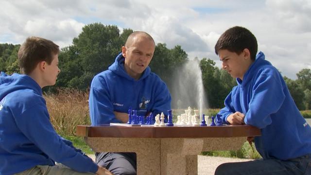 Braine-l'Alleud : c'est le Paradis pour le club d'échecs