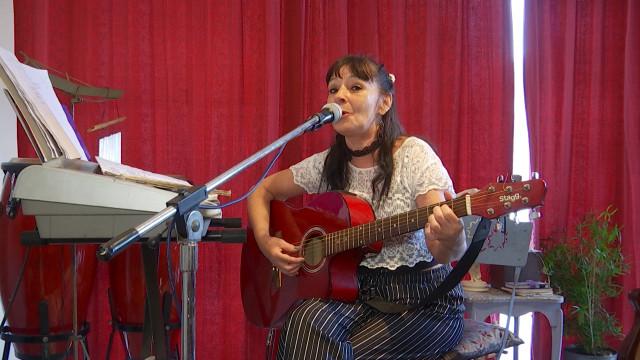 Brigitte Piret, une artiste waterlootoise sur scène dans sa commune
