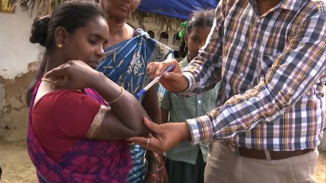 Carnet de voyage (3/5) en Inde avec Action Damien