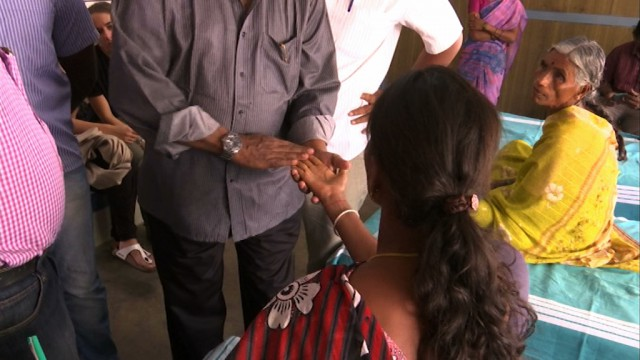 Carnet de voyage (4/5) en Inde avec Action Damien