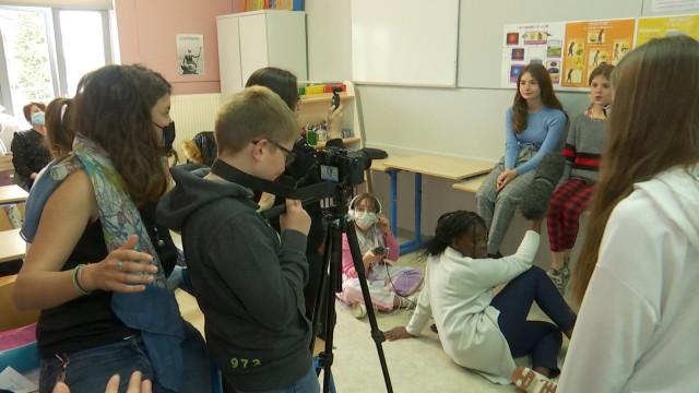 Casser les codes du genre à l'école des Loû de Oisquercq.