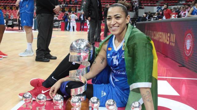 Castors Braine : Tikvic s'en va, Erika de Souza la remplace