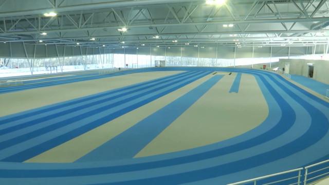 Centre sportif pour élites: Le sprint final!