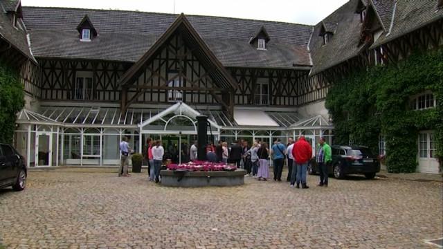 Château de Limelette : les travailleurs partent en grève !