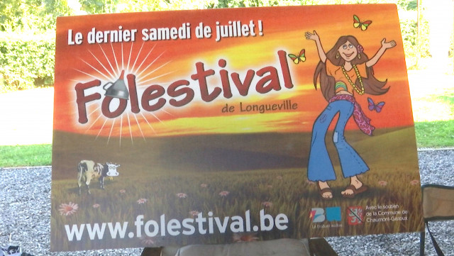 Chaumont-Gistoux : Woodstock à l'honneur au Folestival ce samedi