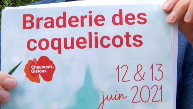 Chaumont-Gistoux : la Braderie des Coquelicots pour relancer le commerce