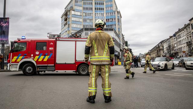 Ciara : plus de 800 interventions des pompiers requises en Brabant wallon