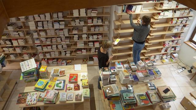 Claudine, une nouvelle librairie indépendante à Wavre