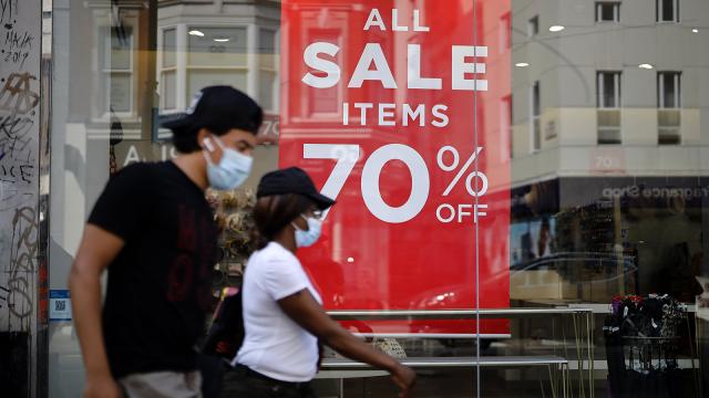 testCNS: bulle de cinq personnes maintenue et shopping à deux possible