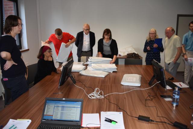 Recomptage des votes à Wavre : Pas de modification dans la répartition des sièges