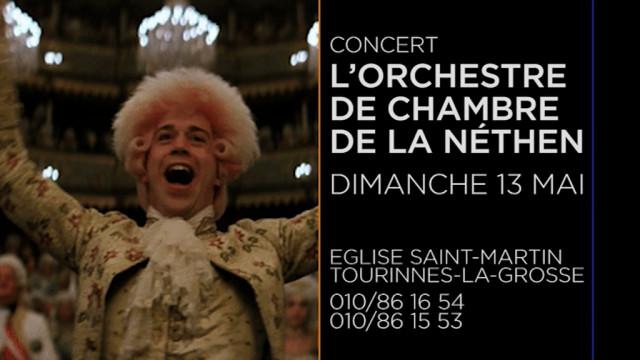 Concert, spectacle, bivouac : voici votre agenda des prochains jours !