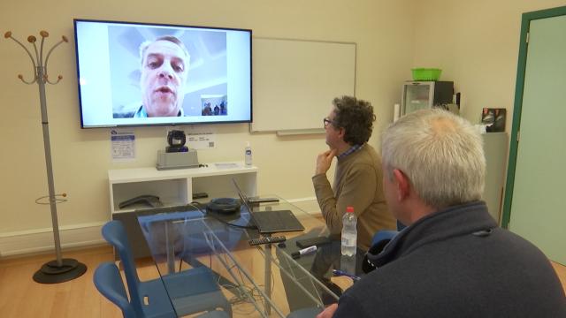 testCoronavirus : une société à Saintes offre gratuitement sa plateforme de vidéoconférence